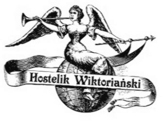 logo hostelik wiktoriański