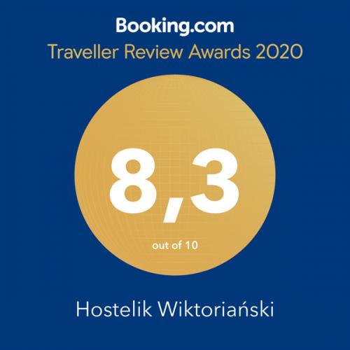 Hostelik Wiktoriański ocena Booking